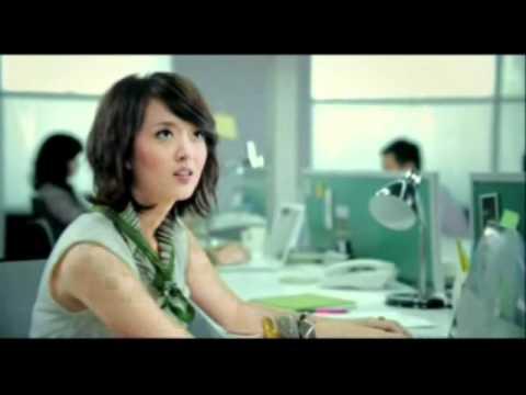 โฆษณา นิวทริไลท์ ความรักสีเขียว