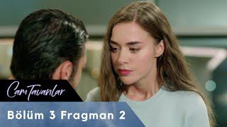 Cam Tavanlar 3. Bölüm 2. Fragman