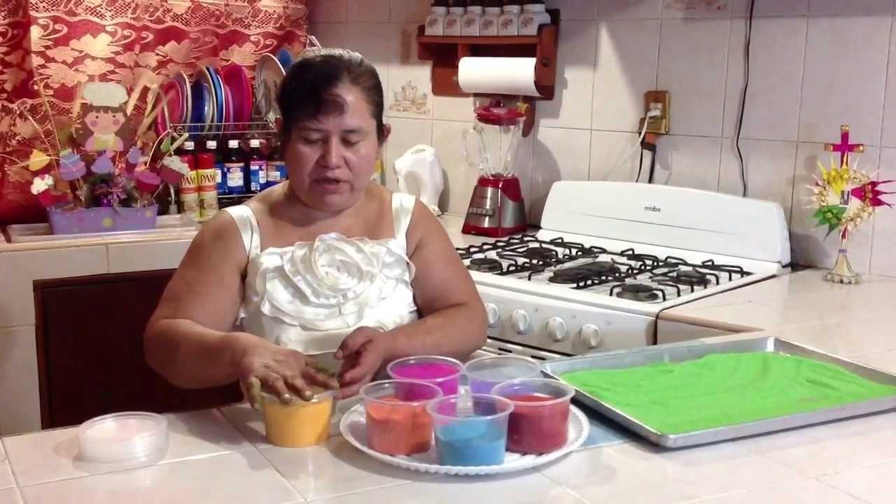 Como pintar az car de colores youtube - Pintar la cocina ...