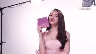Hương Giang gây bất ngờ khi đóng quảng cáo tại Thái Lan