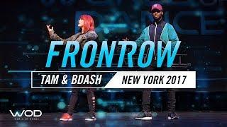 Tam Rapp Bdash Frontrow World Of Dance New York 2017 Wodny17