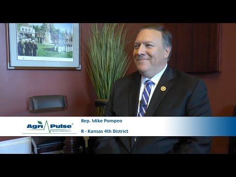 Meet the Lawmaker: Mike Pompeo, Kansas' 4th District