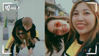What's happening in the thumbnail?? Jeonju with Joan + Will!