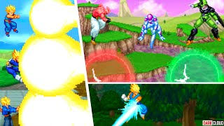 DBZ Supersonic Warriors 2 - All Team Attacks