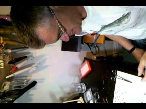 ATG On Making Solder Ice Fishing Jigs