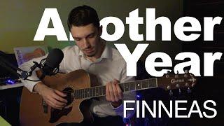 FINNEAS – Another Year (guitar cover + lyrics)