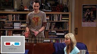 Это мое место. Теория большого взрыва. 1 сезон 1 серия. 2007