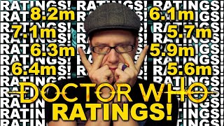 Doctor Who Series 11 Ratings - Now Stop Asking