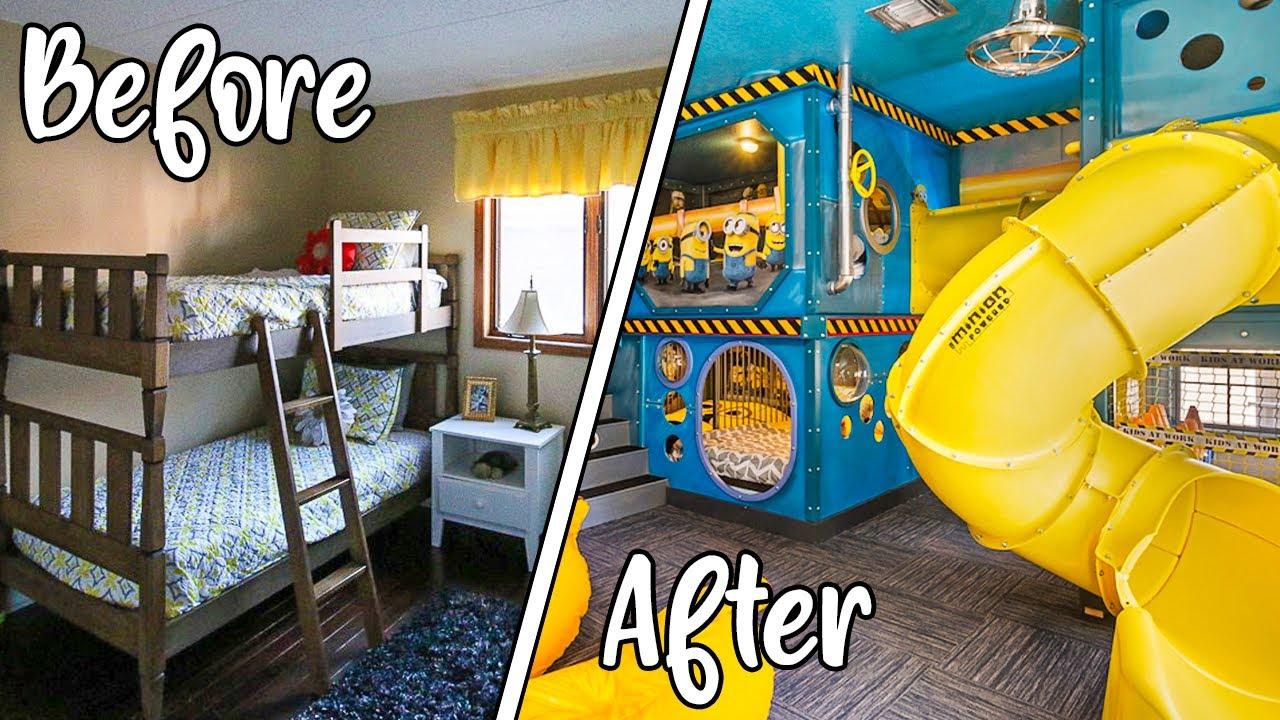 Redecorating DJ & Kyries Room | Kids Bedroom Makeover