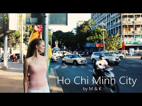 Vietnam - Ho Chi Minh City 2017