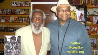 Baba Dick Gregory On Missing Malaysia Airlines Flight 370 3/16/2014