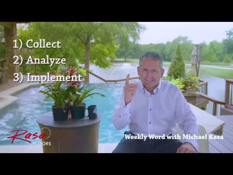 Weekly Word with Michael Rasa:  Voice of the Customer - Part 2