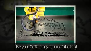 Gotorch - Plasma Cutting Table