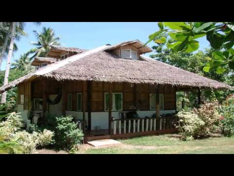 Nipa Hut House Design In The Philippines