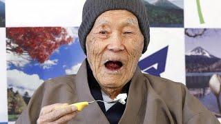 Dünyanın en yaşlı erkeği Masazo Nonaka 113 yaşında hayata veda etti