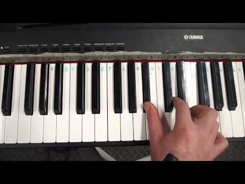 sirguymusic - Ain't No Rest For The Wicked - Piano
