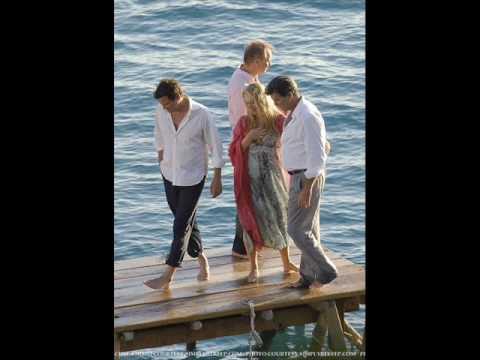 Meryl Streep + Pierce Brosnan = LOVE