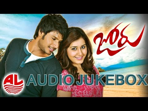 Joru    Audio Jukebox    Sundeep Kishan, Raashi Khanna [HD]