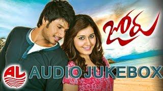 Joru || Audio Jukebox || Sundeep Kishan, Raashi Khanna [HD]