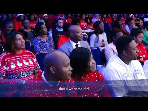 Uebert Angel - I PROPHESY TO YOU A MERRY CHRISTMAS