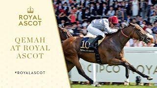 Royal Ascot 2017   Qemah wins The Duke of Cambridge Stakes