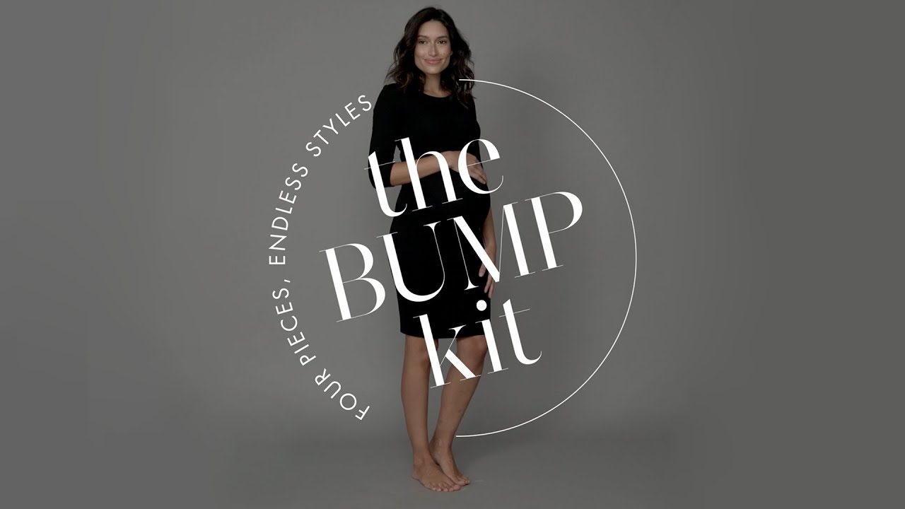 e8a033c3d3 The Bump Kit – 4 Essential Maternity Styles