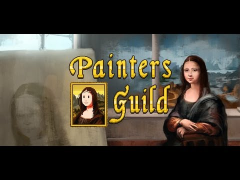 Painters Guild ||  Renaissance Art Studio Management Game