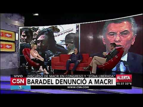 C5N - Sociedad: Habla Sergio Romero, secretario general de UDA
