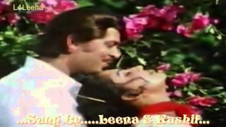Yeh Aankhein Dekh Kar.......Leena & Kashif