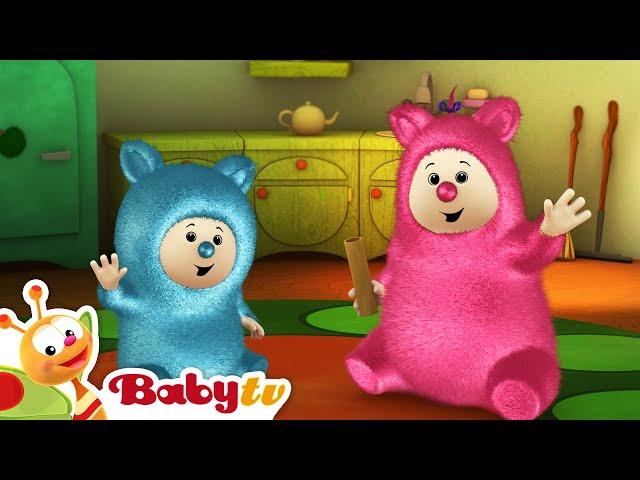 Billy Bam Bam | Petit Train!  | BabyTV (Français)