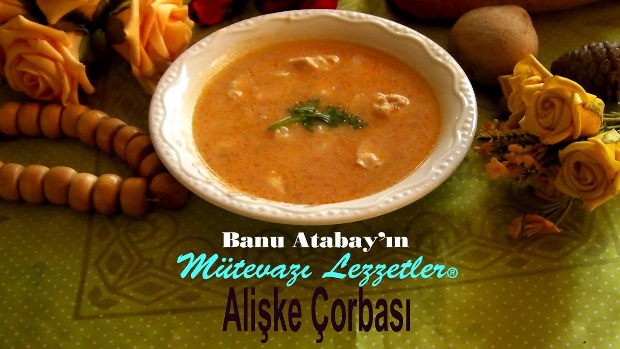 Alişke Çorbası (Yöresel Çorba Tarifleri) - YouTube