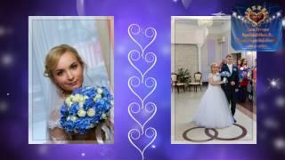 Слайд шоу   на заказ.  Годовщиной свадьбы 1 год совместной жизни!
