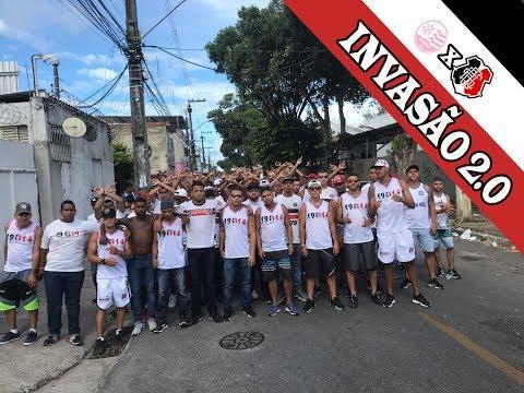 #EP7 NAUTICO 0X0 SANTA CRUZ - INVASÃO 2.0