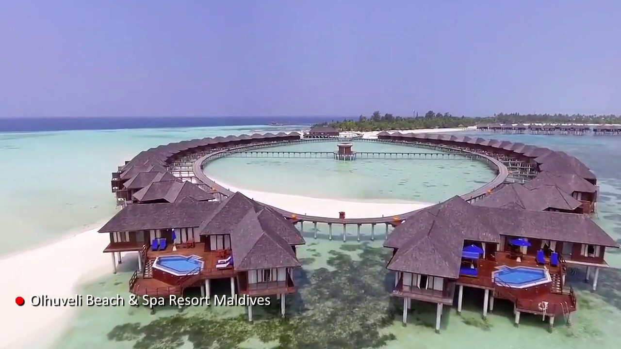 Hotel Olhuveli Beach And Spa Resort