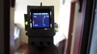 Самодельны лазерный пистолет Delta Laser Gun.