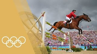 Steve Guerdat [SUI] - Equestrian Individual Jumping | Champions of London 2012
