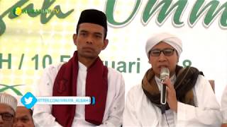 "Download Video Full Video - Buya Yahya & Ustadz Abdul Shomad ""Bermadzhab di Tengah Ummat"" | Masjid Raya Batam MP3 3GP MP4"