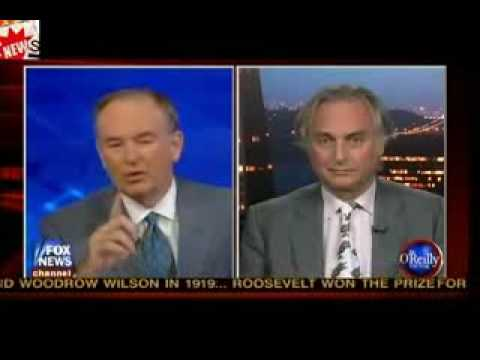 Richard Dawkins vs Bill O'Reilly