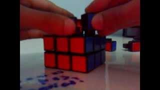 Como desmontar o cubo mágico