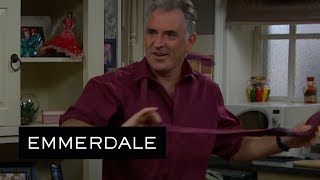 Emmerdale - Bob Has a Drastic Plan to Save His Marriage | PREVIEW