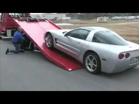 Used Race Car Bed