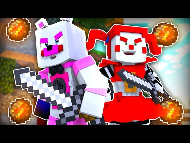 Funtime Freddy Bed Wars EPIC Fail ?! | Minecraft FNAF Roleplay