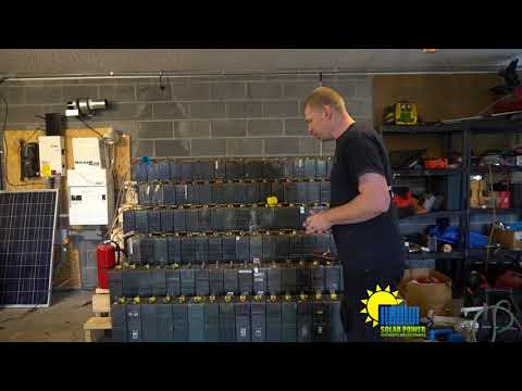 Affordable Solar Batteries Edison Nickel Cadmium The cheapes