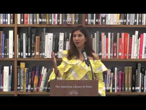 Nilofer Merchant @ The American Library in Paris | 11 April 2018