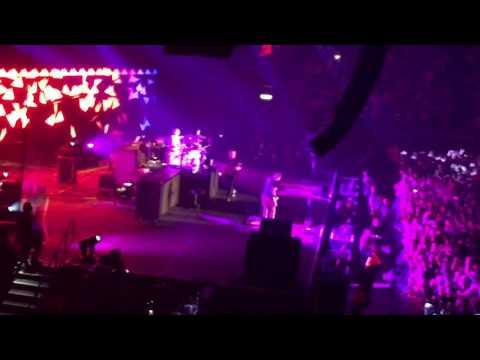Blink 182 - Liverpool Echo Arena - 2017