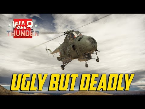 War Thunder - Ugly But Deadly