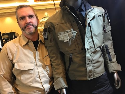 Shot Show 2017 - Kitanica Tactical, Everyday Clothing: US Made, Top Craftsmanship, Lots of Function