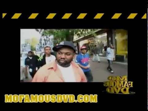 RAEKWON LIVE AT HALL A FAME MUSIC STORE IN QUEENS, NY MOFAMOUSDVD VOL.2