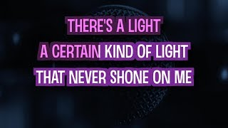 To Love Somebody (Karaoke Version) - Michael Buble | TracksPlanet
