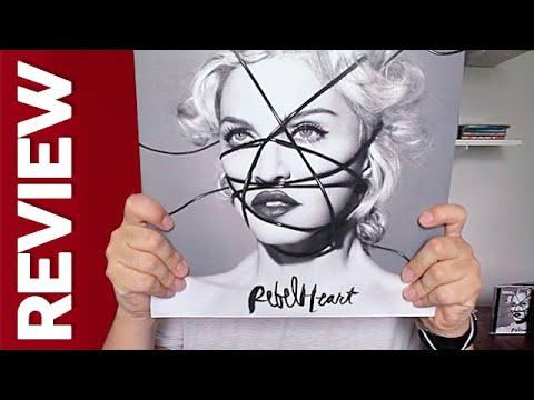 Discografia Madonna - Rebel Heart